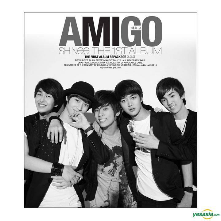 DOWNLOAD LINK/ AUDIO + SCAN PHOTOBOOK] SHINee The 1st Full