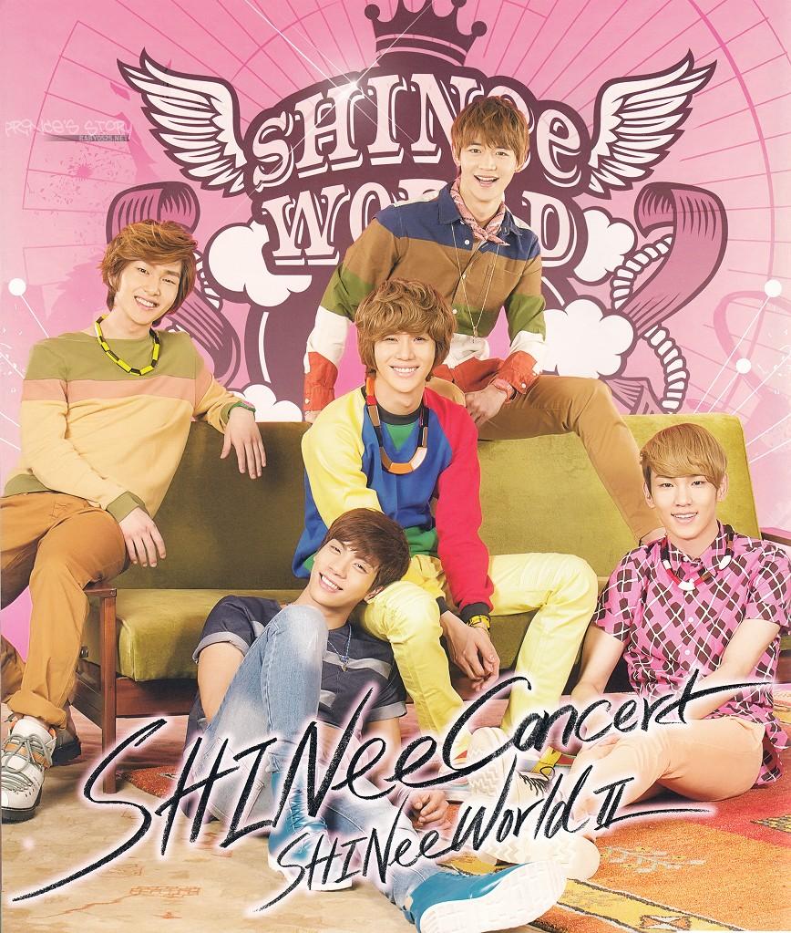 Shinee live album download